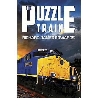 The Puzzle Train by Edwards & Richard James