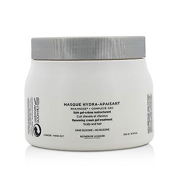 Kerastase Specifique Masque Hydra-apaisant Renewing Cream Gel Treatment (scalp And Hair) - 500ml/16.9oz