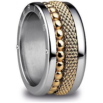 Bering - Combination Ring - Women - Arctic Symphony - Solvang_9 - Size 60 (19.0 mm)