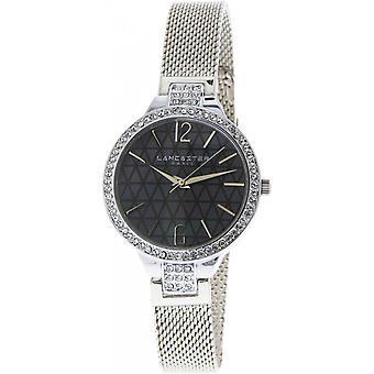Lancaster watch watches jewel LPW00360B - watch jewel steel woman