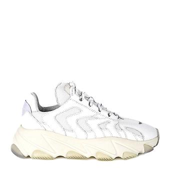 Ash EXTREME Trainers White Leather & Mesh