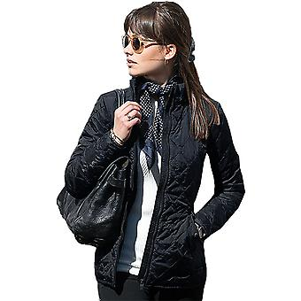 Nimbus Womens Henderson Quilted Stylish Casual Coat Jacket