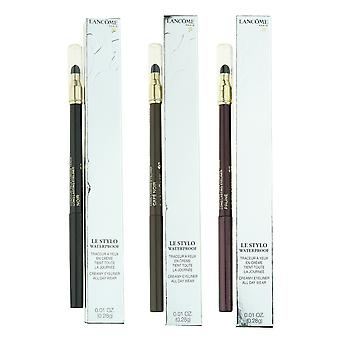 Lancome Le Stylo Waterproof Creamy Eyeliner 0.01oz/0.28g New In Box