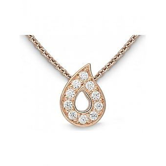 QUINN - Necklace - Ladies - Rose Gold 750 - Top W. (G)si. - 8271599