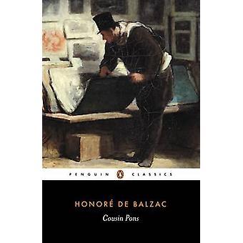 Cousin Pons-herra Honore de Balzac