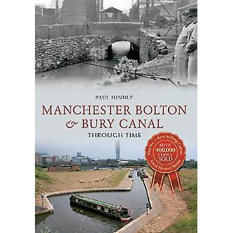 Manchester Bolton  Bury Canal Thro by Paul Hindle