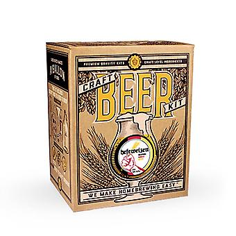 Craft a brew - hefeweizen beer kit