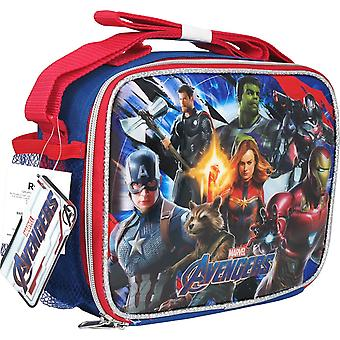 Lunch Bag - Marvel Avengers - EndGame Kit Case Neu 009717