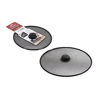 Frying Pan Lid Privilege Lid to prevent spitting Black/� 29 cm