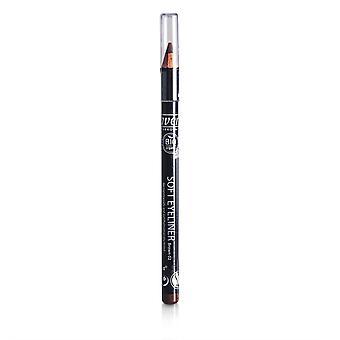 Zacht eyeliner potlood # 02 bruin 174317 1.14g/0.038oz