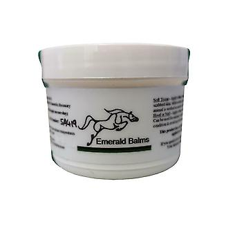 Emerald Balm 80g Tube - Hand Made, Luxury Balm for Dry, Damaged Skin Horses and Dogs