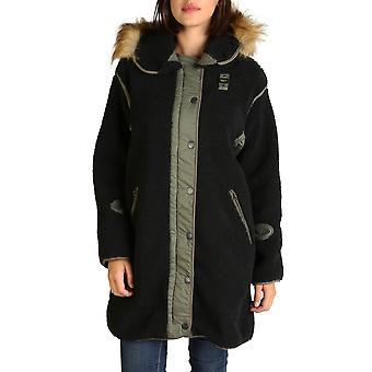 Blauer Original Women Fall/Winter Jacket - Black Color 35583