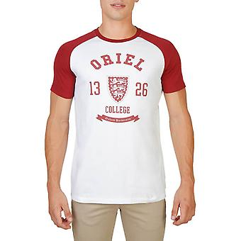 Oxford University Original Men All Year T-Shirt - Red Color 55674