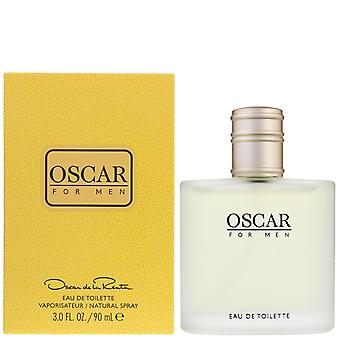 Oscar De La Renta Oscar por Homens Eau de Toilette Spray 90ml