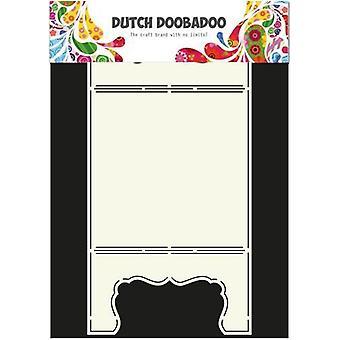 Hollantilainen Doobadoo Hollantilainen korttitaidekaavainikkuna A4 470.713.307