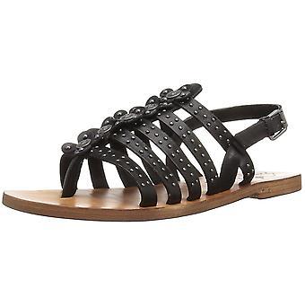 Patricia Nash Womens Erba Leather Open Toe Casual Strappy Sandals