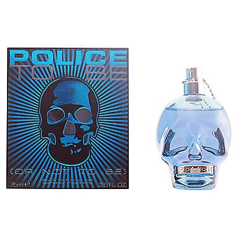 Women's Perfume To Be Police EDT/75 ml