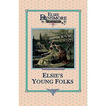 Elsies Young Folks Book 25 by Finley & Martha