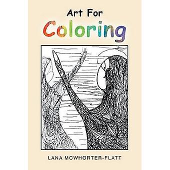 Art For Coloring door Lana McWhorterFlatt