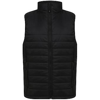 Henbury Unisex Adultes Padded Gilet