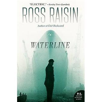 Waterline by Ross Raisin - 9780062103970 Book
