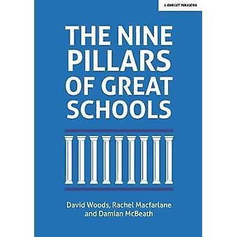 The Nine Pillars of Great Schools by David Woods - 9781912906000 Book
