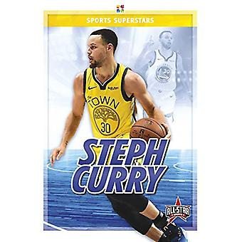 Sports Superstars - Steph Curry by  -Kevin Frederickson - 978164494205