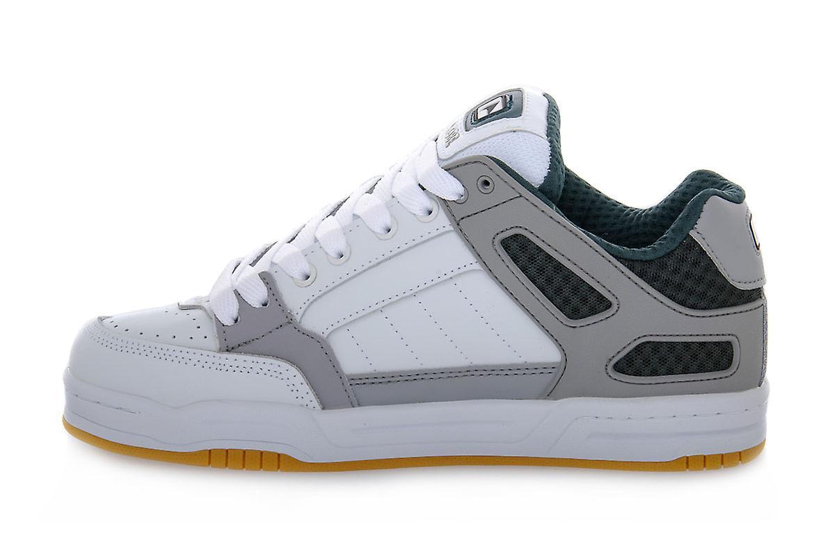 Globe tilt white grey sneakers moda jDO0qP