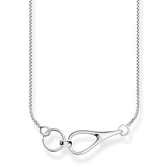 Thomas Sabo Heritage Interlocked Necklace