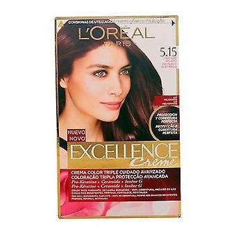 Permanent Dye Excellence Creme L'Oreal Expert Professionnel Frozen chestnut