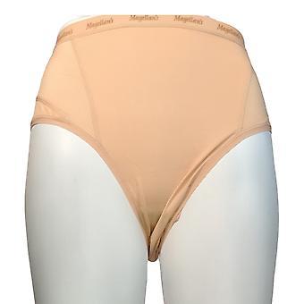 Magellan Panties Everywear Qwik Dri Knit Brief Beige