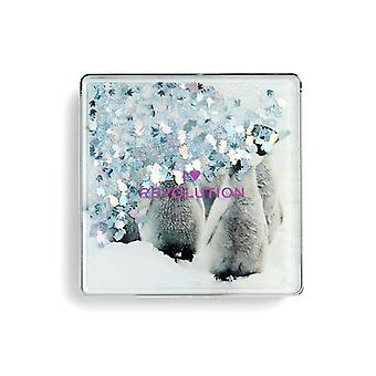Makeup Revolution I Heart Revolution Snow Globe - Pingouin