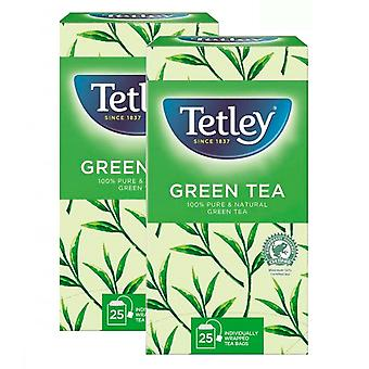 2 Pack 20 Tea Bag Aromatisé Green Fruit Tea (Thé vert)