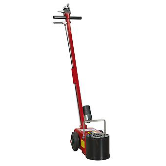 Sealey Yaj15-30 Air Operated Jack 30Tonne Telescopic