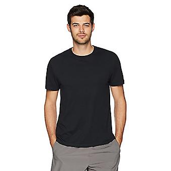 Starter Men's Short Sleeve Classic-Fit Performance Cotton T-Shirt,  Exc...
