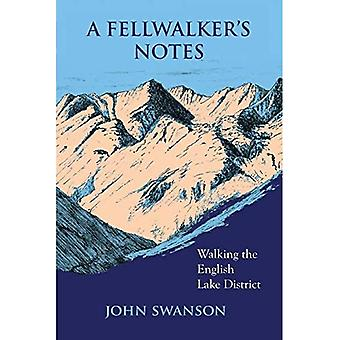 A Fellwalker's Notes: Walking the English Lake District