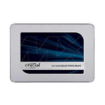 Crucial Mx500 250Gb 2Inch Internal Sata Ssd 560R 510W Mb S