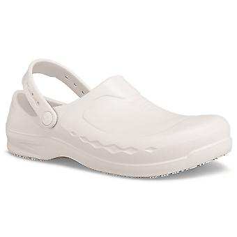 Shoes For Crews Mens Zinc Slip Resistant Lightweight Clogs