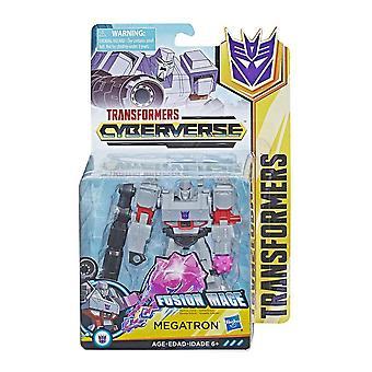 Transformers E1904ES1 Cyberverse Warrior Megatron