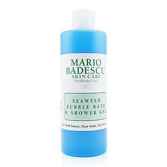 מריו Badescu אצות בועה אמבט & ג'ל מקלחת לכל סוגי העור 472ml/16oz
