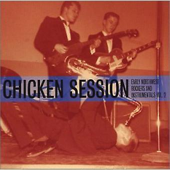 Chicken Session - Chicken Session [CD] USA import