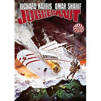Importación de USA de Juggernaut [DVD]