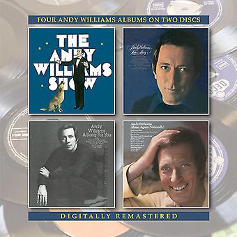 Andy Williams - Andy Williams Show / Love Story / Canzone per te [CD] USA import