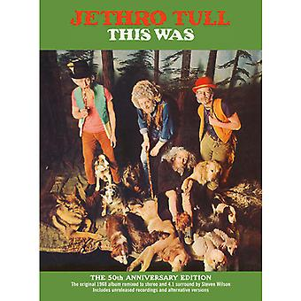 Jethro Tull - This Was [CD] USA import
