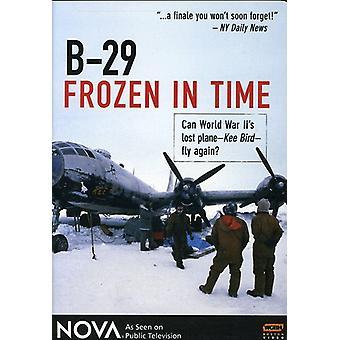 Nova - Nova: Nova-B-29 Frozen in Time [DVD] USA import