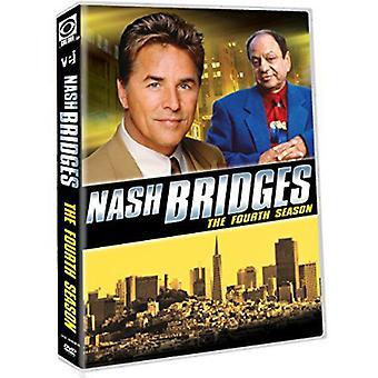 Nash Bridges: Complete Season 4 [DVD] USA import