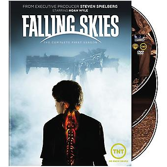 Falling Skies: The Complete First Season [3 Discs] [DVD] USA import