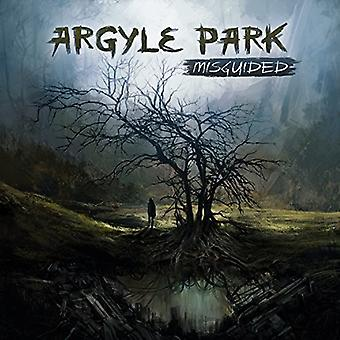 Argyle Park - Misguided [CD] USA import