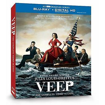 Veep: The Complete Third Season [BLU-RAY] USA import