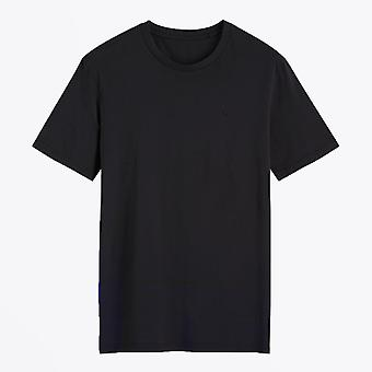 Scotch & Soda  - Cotton T-shirt - Black